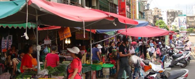 Morning Market – Hsinchu, Taiwan