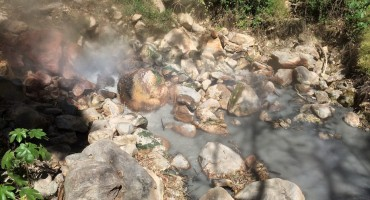 Natural Hot Springs - Guanacaste, Costa Rica