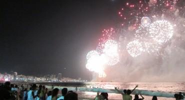 New Year's Eve - Rio de Janeiro, Brazil