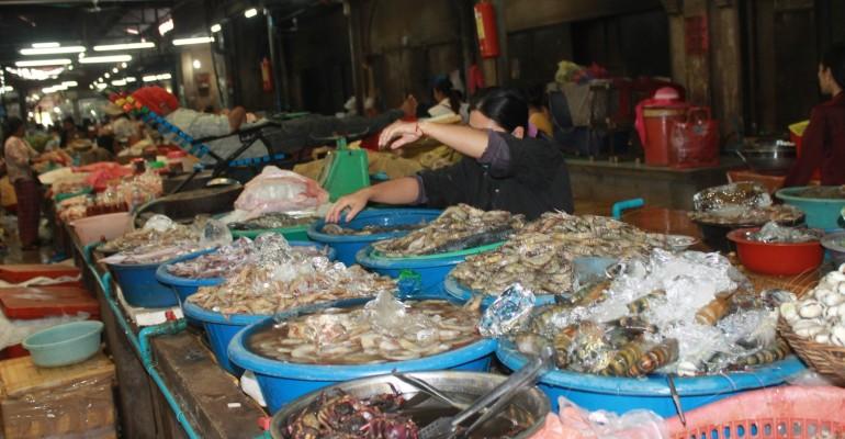 Old Market – Siem Reap, Cambodia