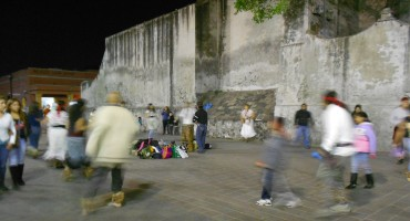 Plaza Coyoacán – Mexico City