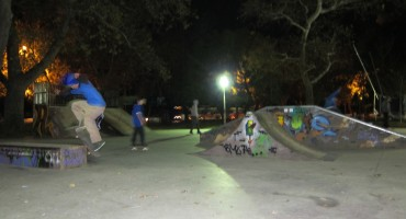 Public Skate Park – Thessaloniki, Greece
