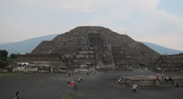Pyramid of the Moon – Teotihuacan, Mexico