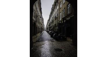 Rua dos Sapateiros - Lisbon, Portugal