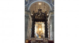 St. Peter's Basilica – Vatican City, Italy