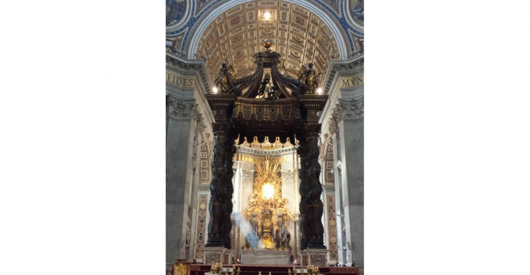 St. Peter's Basilica - Vatican City, Italy