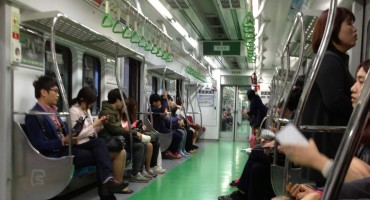 Subway - Seoul, South Korea