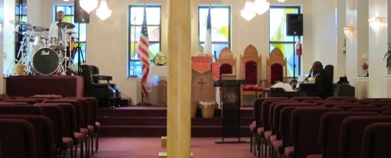 Sunday Gospel – Harlem, USA