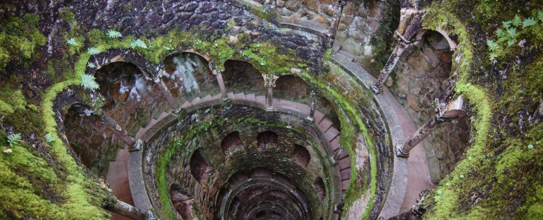 The Initiation Well – Sintra, Portugal