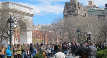 Washington Square Park – New York City, USA