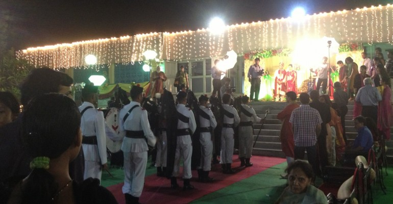Wedding Procession – Delhi, India