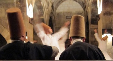 Whirling Dervish Ceremony - Anatolia, Turkey