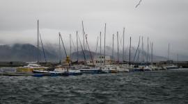 Windy Harbor – Reykjavík, Iceland
