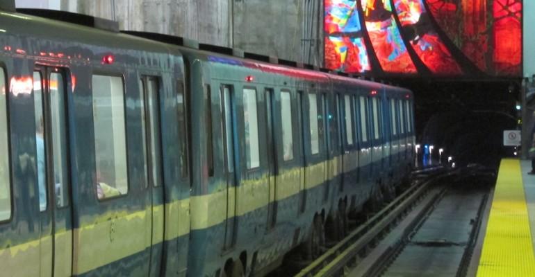 Montreal Metro – Montreal, Canada