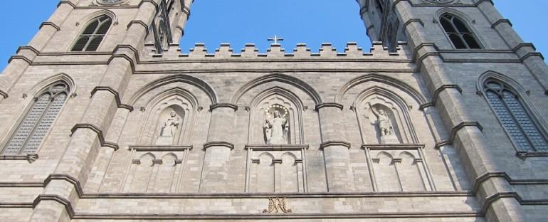 Notre Dame Basilica Bells – Montreal, Canada