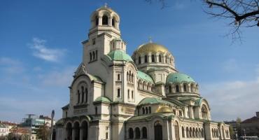 St. Alexander Nevsky Cathedral - Sofia, Bulgaria