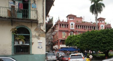Casco Viejo – Panama City, Panama