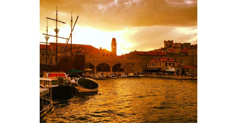 Dubrovnik Harbor – Croatia