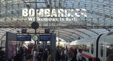 Hauptbahnhof Train Station – Berlin, Germany