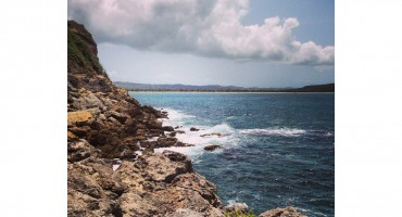Northern Beach – Vieques, Puerto Rico