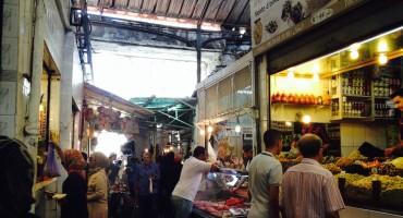 Grand Socco Market – Tangier, Morocco