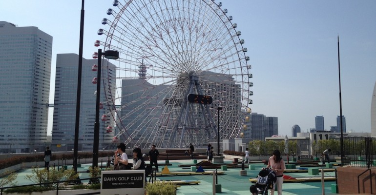 Miniature Golf – Yokohama, Japan