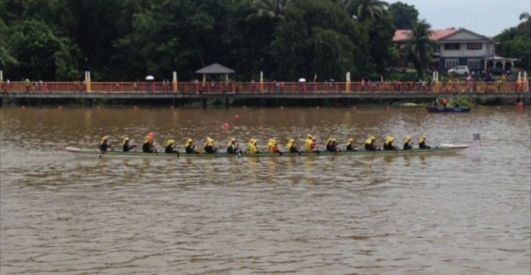 Sarawak Dragonboat Regatta – Malaysia