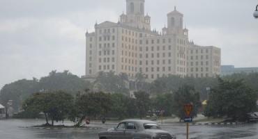 Tropical Rainfall – Havana, Cuba