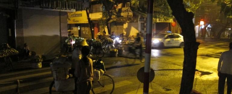 Bike Vendor – Hanoi, Vietnam