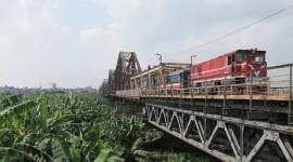 Long Bien Bridge – Hanoi, Vietnam