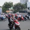 Street Traffic – Ho Chi Minh City, Vietnam