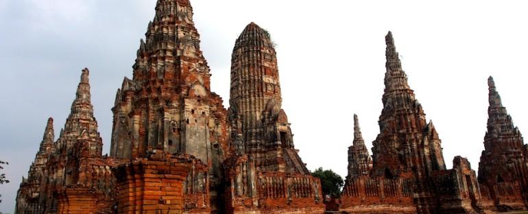 Wat Chaiwatthanaram – Ayutthaya, Thailand
