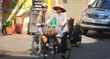 Bicycle Vendor – Ho Chi Minh City, Vietnam
