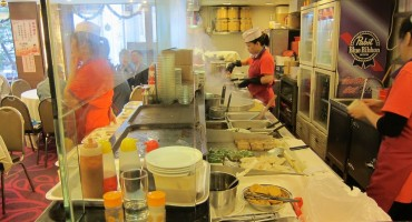 Dim Sum Restaurant – Hong Kong, China