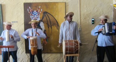 Traditional Panamanian Music – Panama City, Panama
