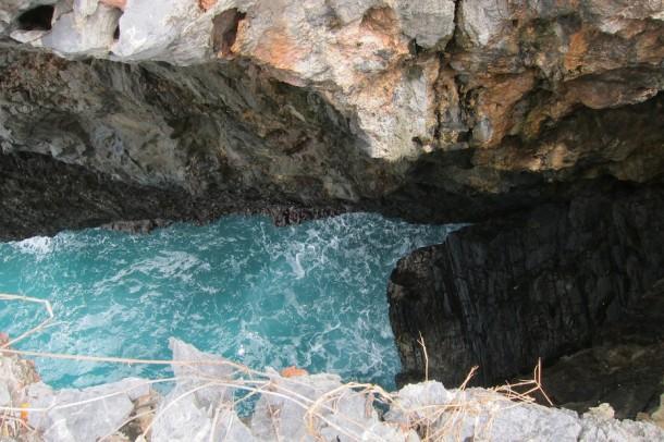 Oceanic Blowhole - Las Galeras, Dominican Republic2