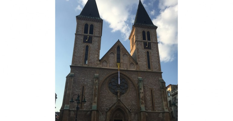Sacred Heart Cathedral Bells - Sarajevo, Bosnia and Herzegovina