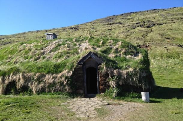 Stone Grinder – Reykjavik, Iceland