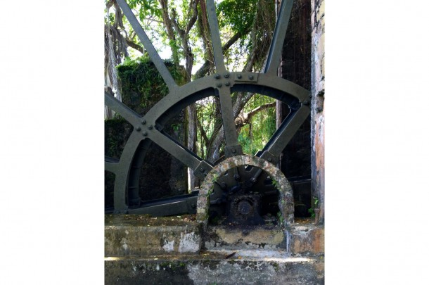 Water Wheel – Montego Bay, Jamaica