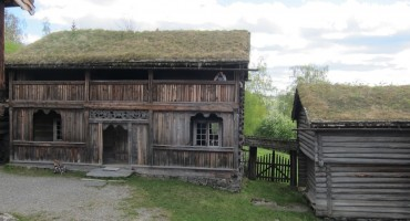 Birds at Maihaugen Museum – Lillehammer, Norway