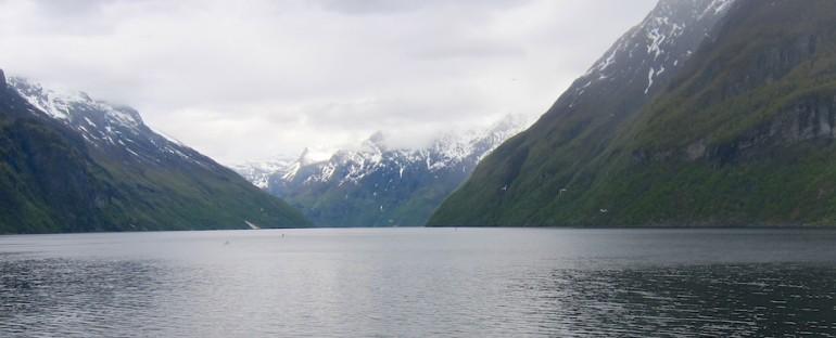 Geirangerfjord – Norway