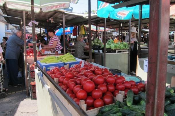 Kalenić Market – Belgrade, Serbia
