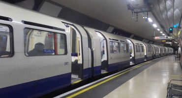 London Underground Railway – London, England