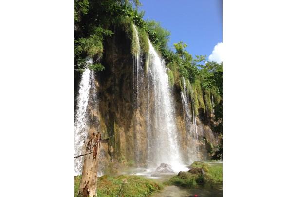 Plitvice Lakes Waterfall – Croatia