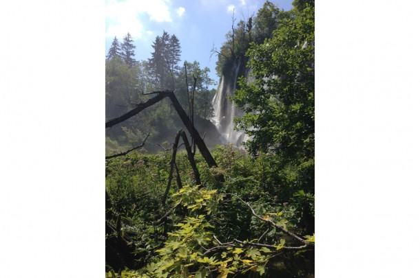 Plitvice Lakes Waterfall – Croatia2