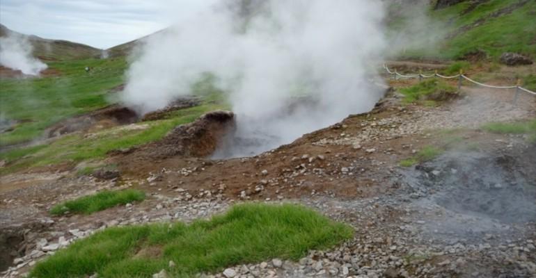 Reykjadalur Hot Springs – Iceland