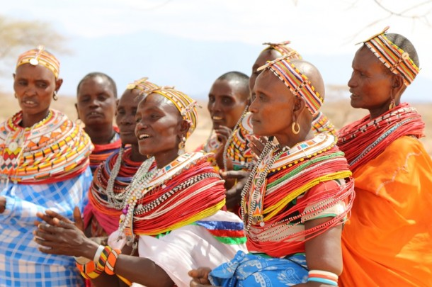 Samburu Chanting – Samburu National Reserve, Kenya2