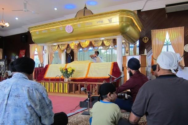 Sikh Ceremony – Kuching, Malaysia