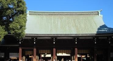 Meiji Shrine – Tokyo, Japan
