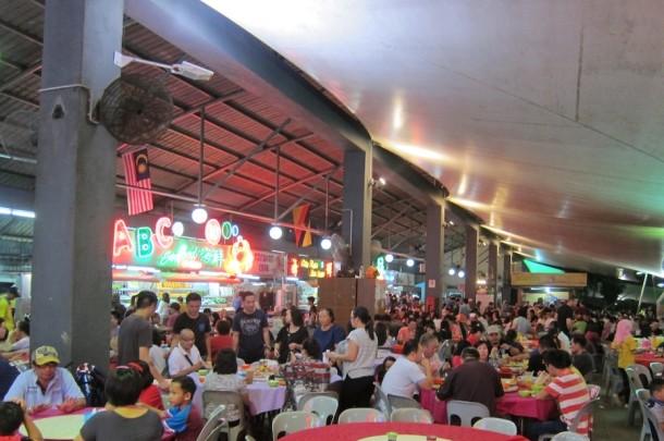 Food Court Kuching